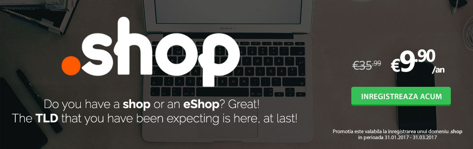 domenii .shop